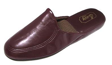 325a6ba0c5c EU Men s House Slippers Indoor Comfort Soft Padded Loafer Slide Sandals  Shoes 5 Colors Sizes (