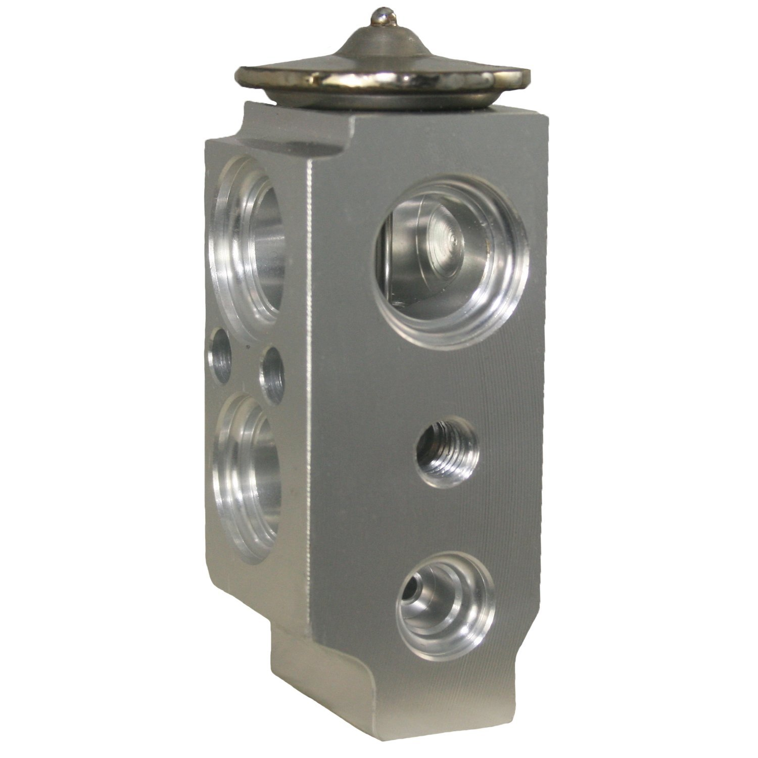 TCW Quality A//C Expansion Block 18-9730 with Perfect Vehicle Fitment