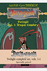 Dungeon: Twilight Complete Set Vols. 1-4 Paperback