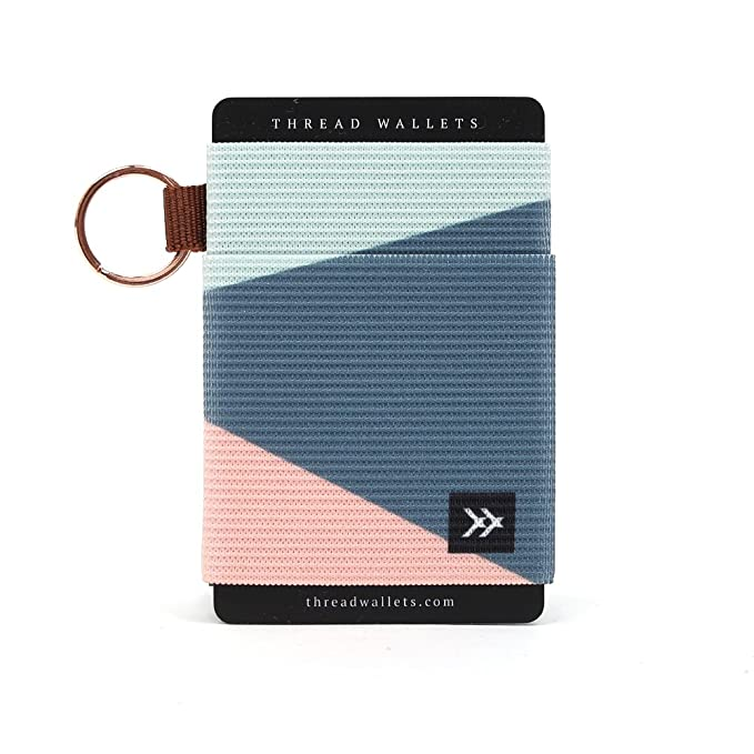 Amazon.com: Thread Wallets - Cartera minimalista delgada ...