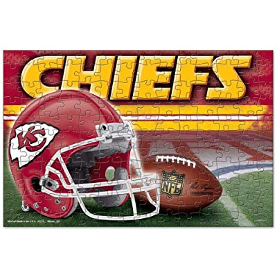 "Kansas City Chiefs Official NFL 11""x17"" (150pc) Jigsaw Puzzle by Wincraft : Sports & Outdoors"