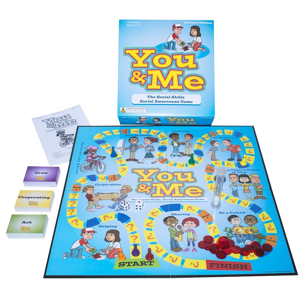 Counseling and School Psychology Games - Curriculum Center ...