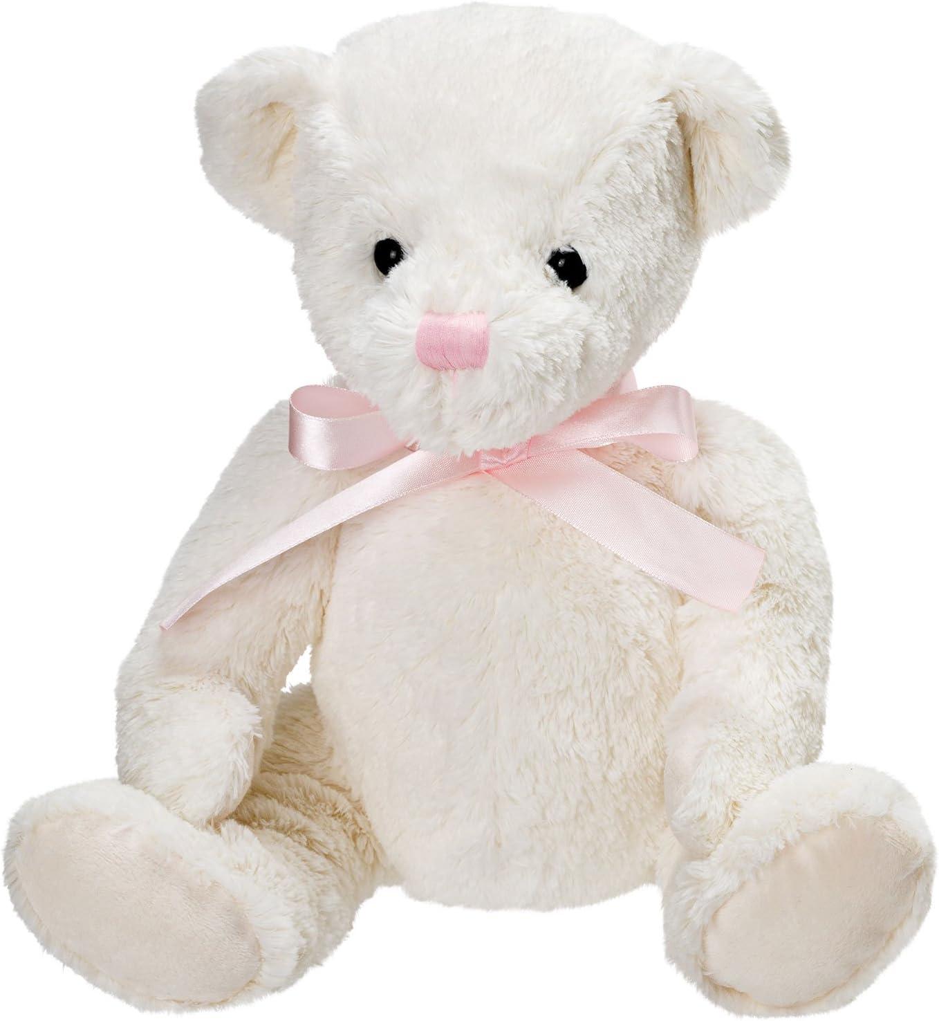 Suki Gifts mi primer oso de peluche color rosa