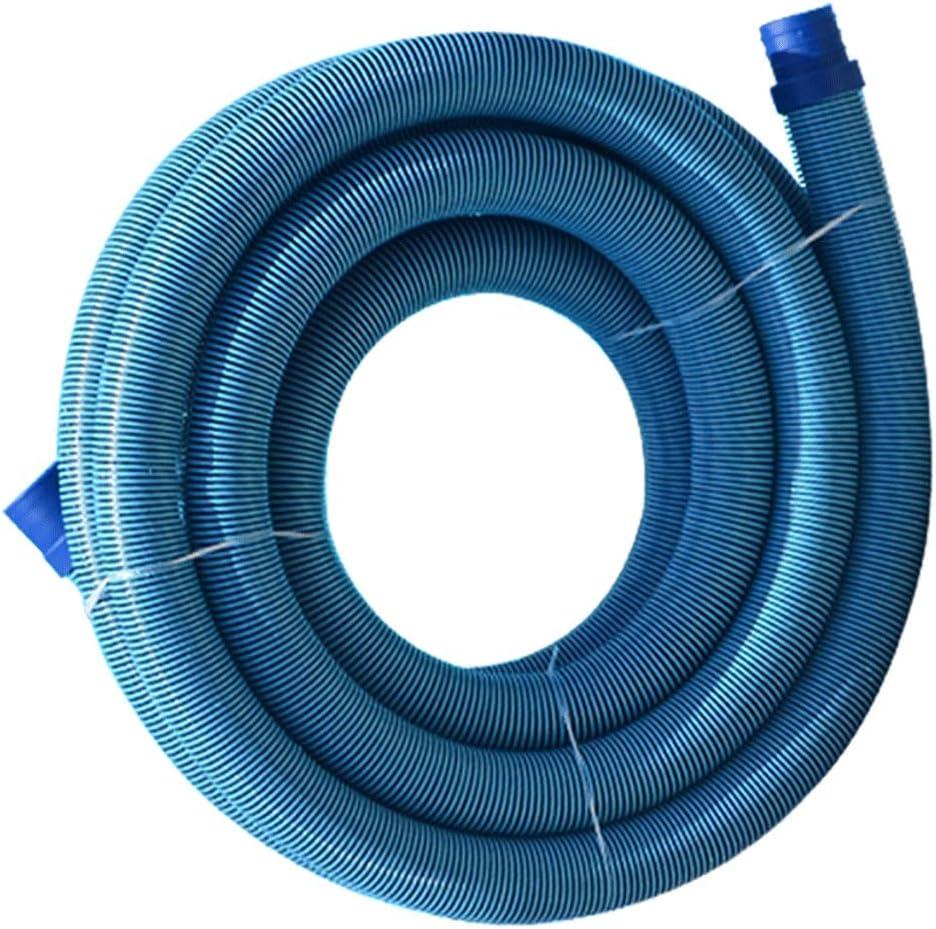 Gaoye Tubo de succión para Piscina Limpieza de la Manguera de la máquina de succión de Piscina para Tubo Longitud de la Bobina: 2 Pulgadas 10m / 20m / 30m Espesado del Tubo Flotante (Size : 20m)