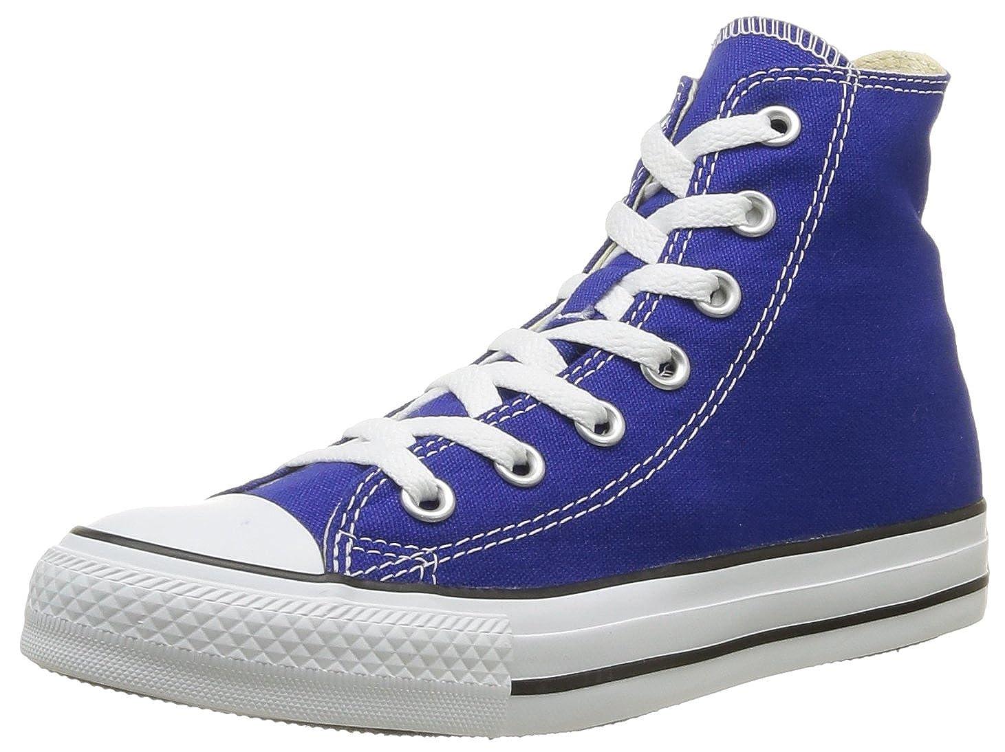 Converse Chuck Taylor All Star Season Hi, Unisex Sneaker Blau (Bleu Radio)