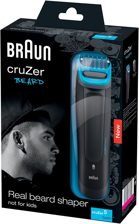 Braun - Recortadora de Barba CruZer 5 Beard: Amazon.es: Salud y ...