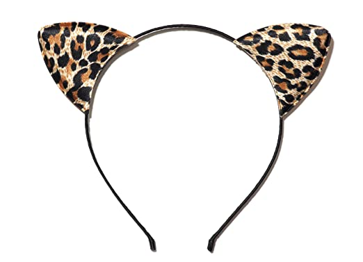 Metal Cat Ears Headband