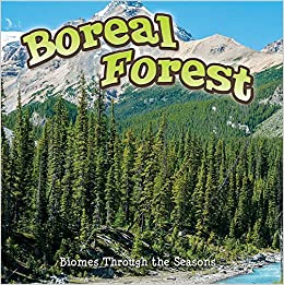 Book Seasons of the Boreal Forest Biome (Biomes)
