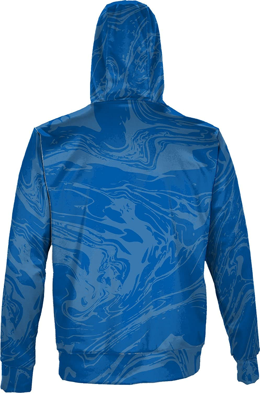 School Spirit Sweatshirt ProSphere The University of Texas at Arlington Mens Pullover Hoodie Ripple
