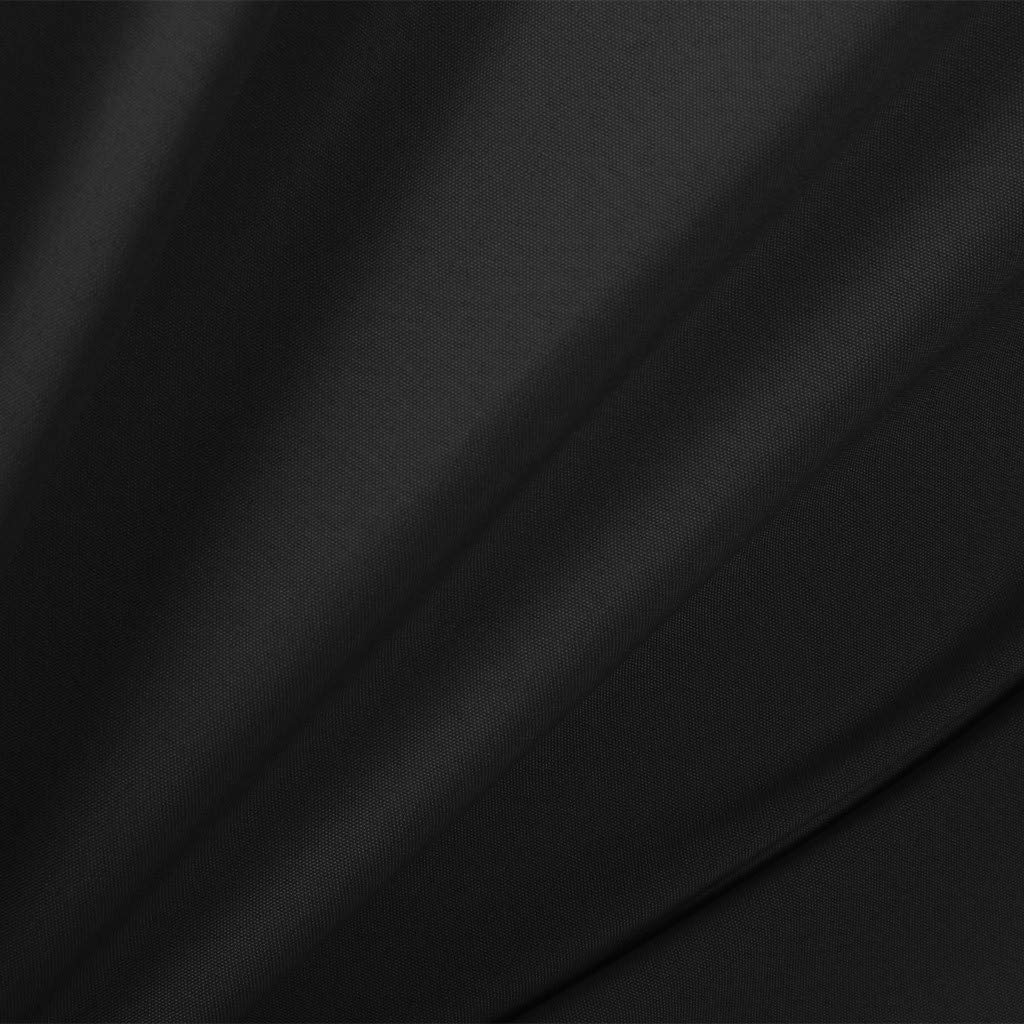Sanyyanlsy Womens Pluz Size Loose Summer Short-Sleeved Multi-Color Solid Color Vest Low-Cut V-Neck Long T-Shirt Top