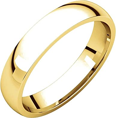 Solid 14K Yellow Gold Milgrain Comfort Fit Thickness 1.6mm Wedding Band Ring