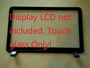 "New 15.6"" Touch Glass Digitizer For HP Pavillion 15-P030nr 15-P071nr 15-P066U (Digitizer Glass with Frame only, Display LCD not Included)"