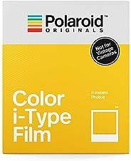 Polaroid Originals, Película instantánea para I-Type, Color Blanco