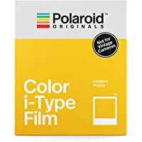 Polaroid Originals Instant Film Color Film for I-TYPE, White (4668)