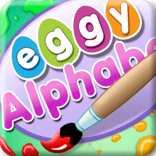 Eggy Alphabet (Egg Alphabet)