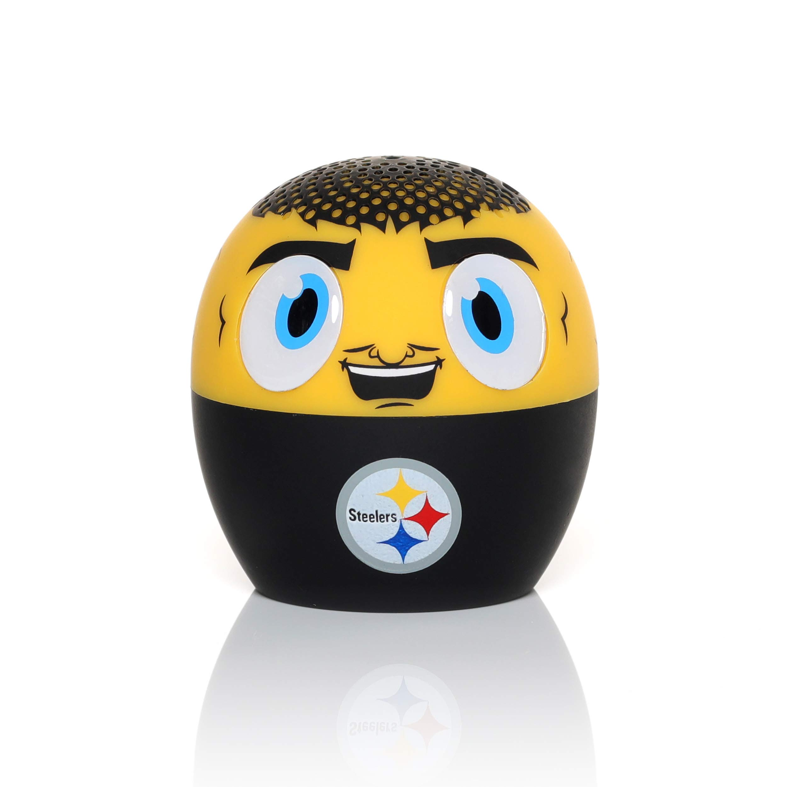 Parlante Bluetooth NFL Pittsburgh Steelers Bitty Boomer wire