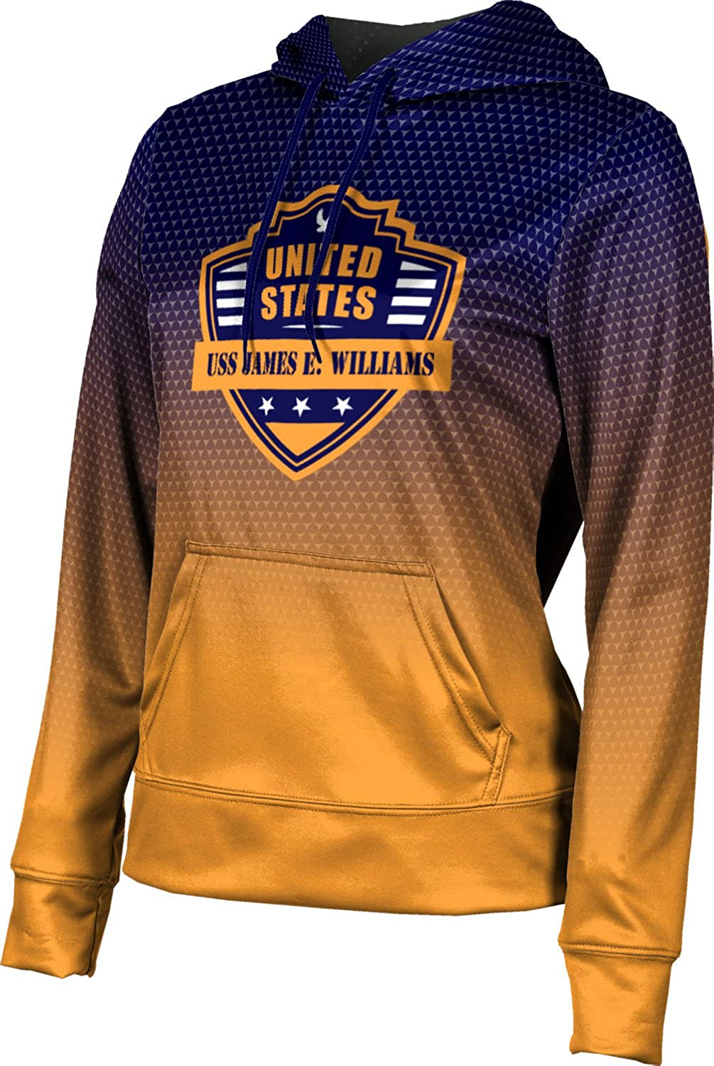 ProSphere Women's USS James E. Williams Military Zoom Pullover Hoodie