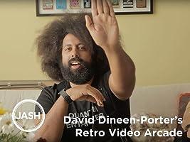 David Dineen-Porter's Retro Video Game Arcade
