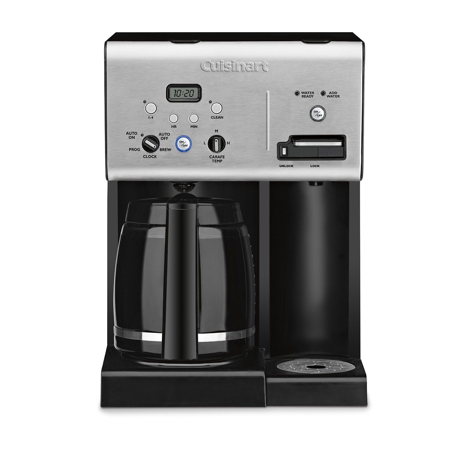 Cuisinart 12-cup Programmable Coffee Maker (Certified Refubished)