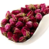 Red Rose Tea - Rose Tea - Chinese Tea - Herbal - Flower Tea - Decaffeinated - Tea - Loose Tea - Loose Leaf Tea - 3oz