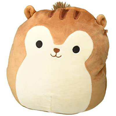"Squishmallow SQ18-020S, 8"" Squirrel Toy, Multicolor: Toys & Games"