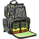 SeaKnight Waterproof Outdoor Tackle Bag Multi-Tackle Large Backpack Double Shoulder Fishing Tackle Multifunctional Bags…