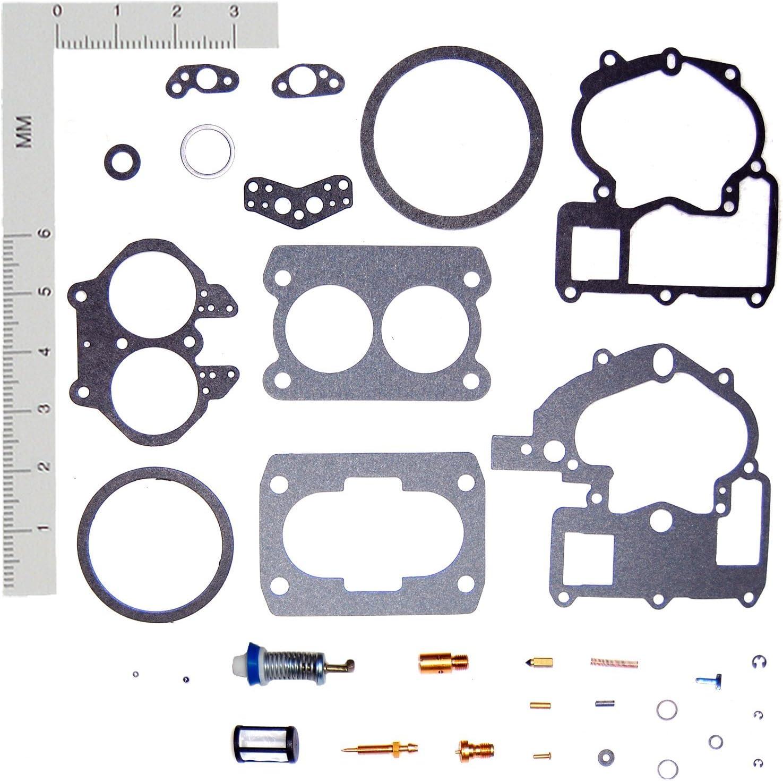 SO-4 MERCEDES BENZ Walker Products 159002 Carburetor Repair Kit 1972-76 6