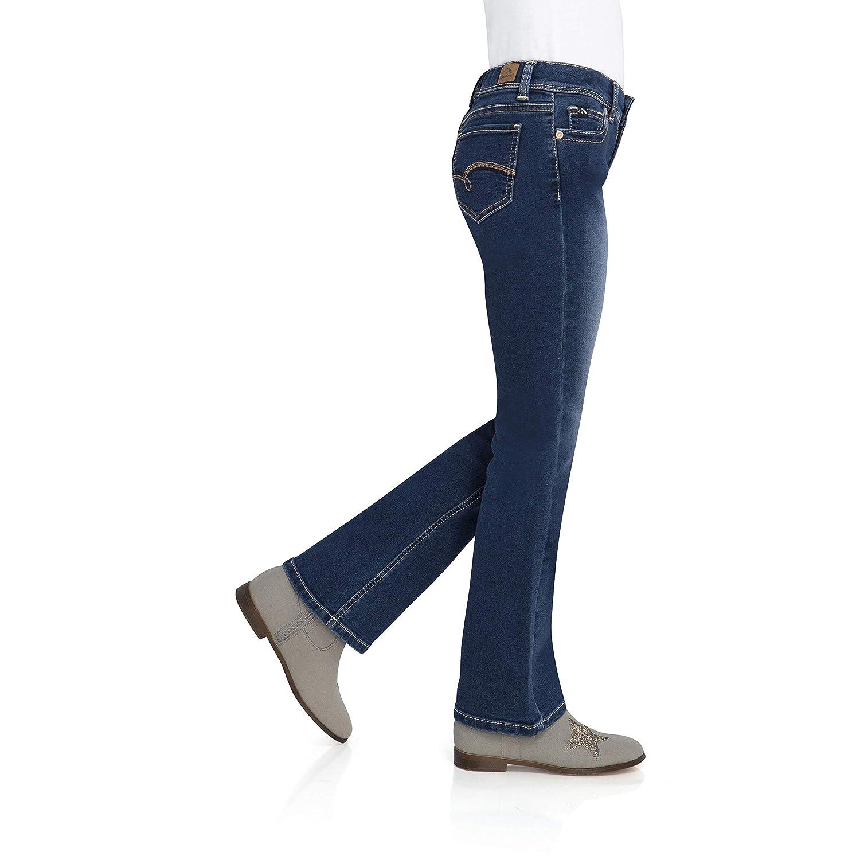 Amazon.com: Jordache - Pantalón vaquero de bootcut para niña ...