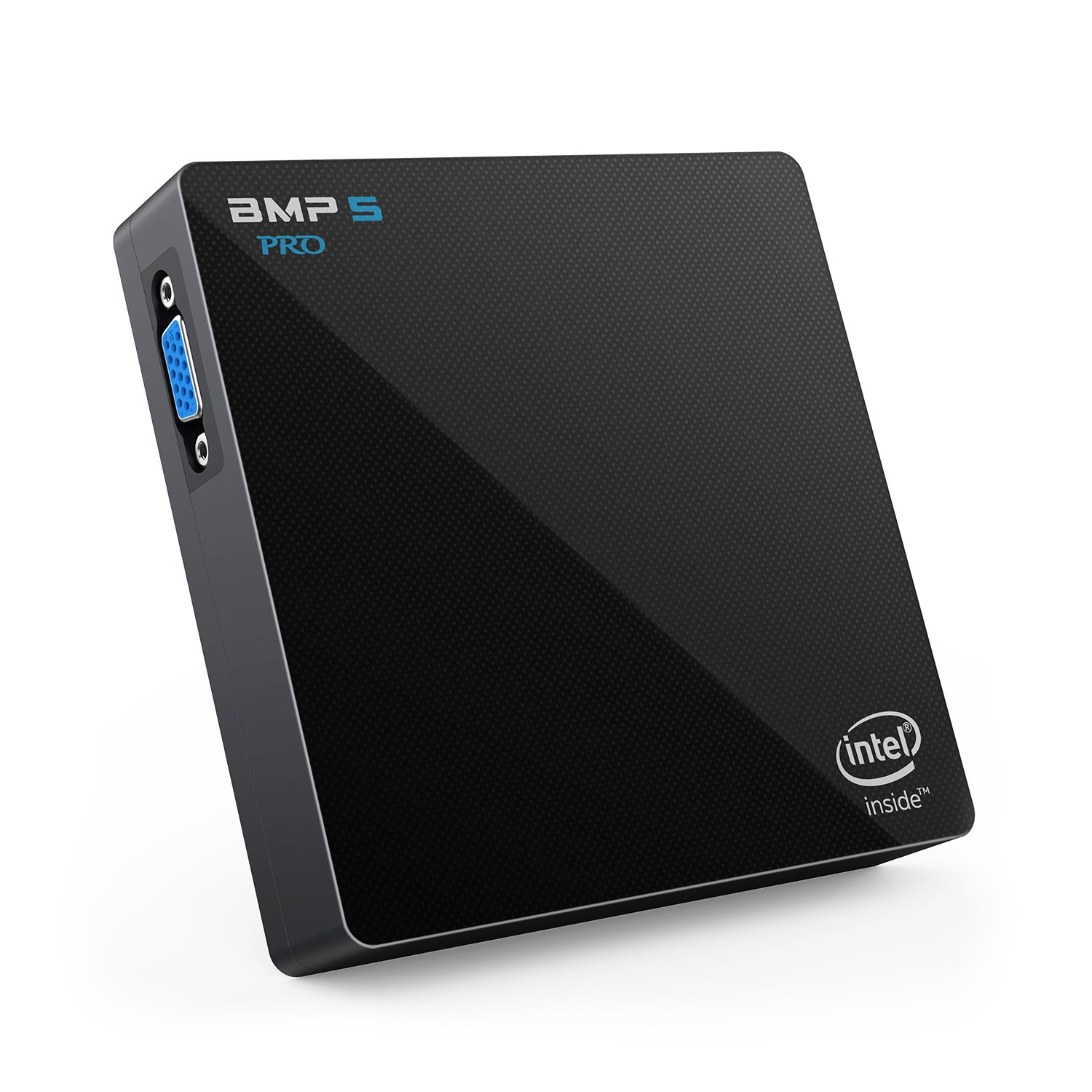TALLA 4+64G. Bqeel BMP5 Pro Mini PC soporta Windows 10 Home / Procesador Intel Apollo Lake N3450 / 4 GB DDR3 + 64 GB / Intel HD Graphics 500 / 4K / 1000 Mbps LAN / Dual-Band WiFi con Bluetooth 4.0 / USB 3.0