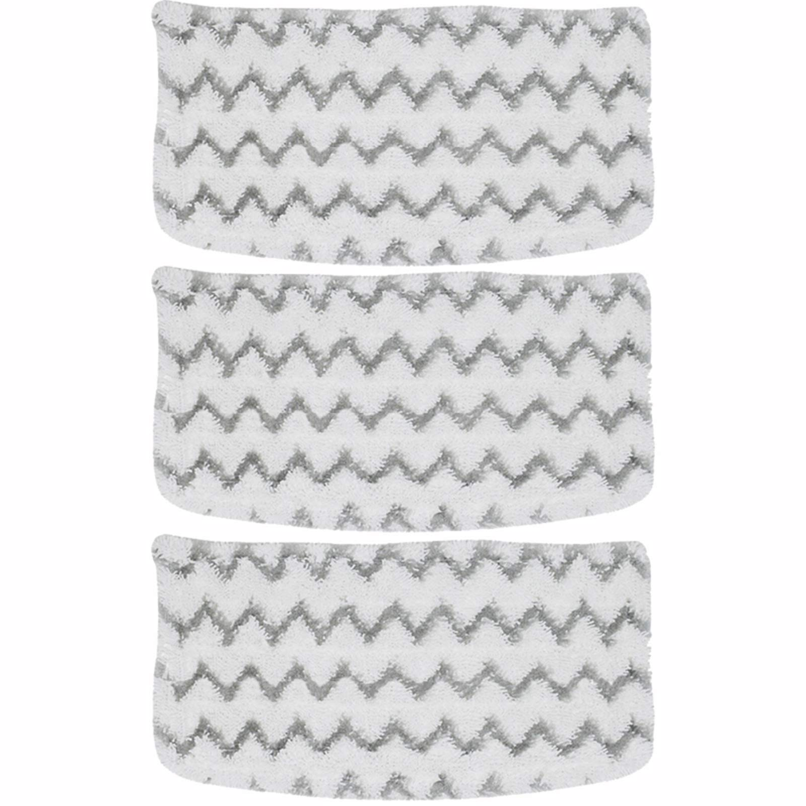 SHEAWA 3pcs Replacement Steam Mop Pads for Shark Vacuum S1000 S1000A S1000C S1000WM