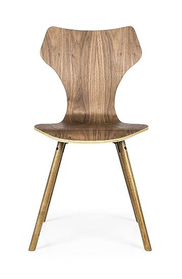 Designer Stühle Holz tenzo 602 052 lolly 4 er set designer stühle schichtholz massiv