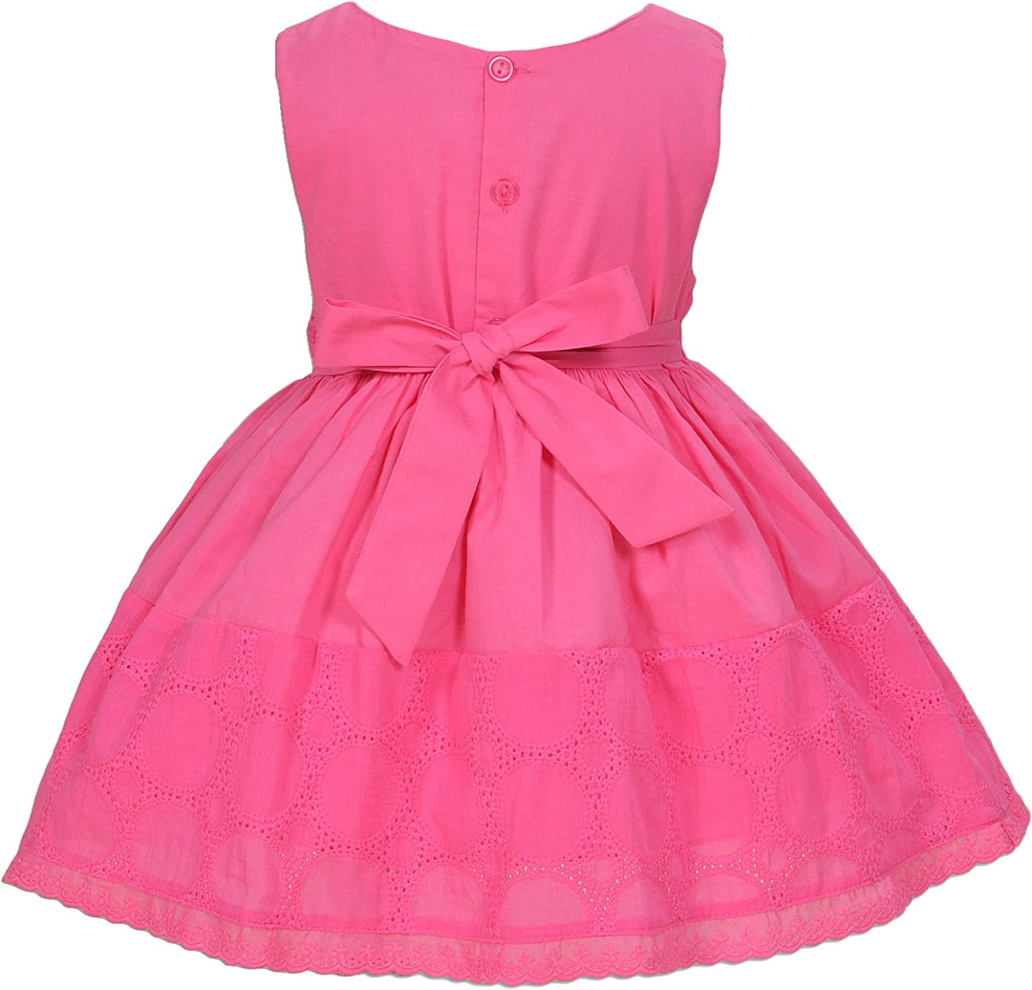 Cinda Clothing Baby Girls Cotton Party Dress