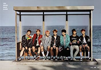 BigHit Entertainment BTS Bangtan Boys - You Never Walk Alone [LEFT ver.] OFFICIAL
