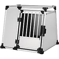 Trixie 39346 Transportbox, Aluminium, XL: 94 × 87 × 93 cm