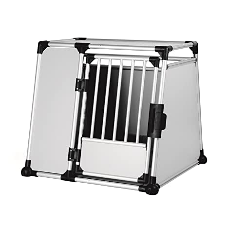 Transportin para perros y gatos Aluminio 94 × 87 × 93 cm Trixie .