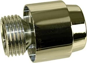 Westbrass Vacuum Breaker for Hand Shower, Polished Brass, D354-01