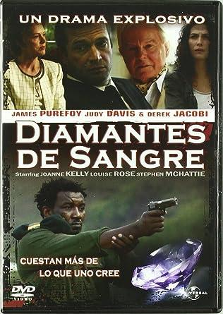 Diamantes De Sangre Serie Antena 3 Dvd Import European
