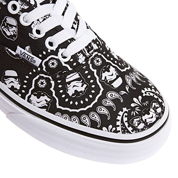 f6d3fe5485 Vans Authentic Shoes - Star Wars Stormtrooper Bandana Gr. 35  Amazon.de   Schuhe   Handtaschen