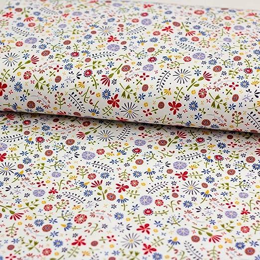 Tela de punto de algodón para tejer tejidos e ingredientes, prado ...