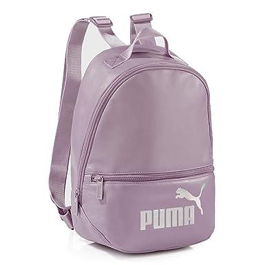 c12285089 PUMA 07595203 Women CORE UP Archive Backpack, Elderberry: Amazon.com ...