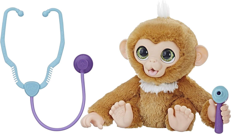 Furreal Friends Hasbro E0367EU4 - Zandi Visita Al Médico , color/modelo surtido