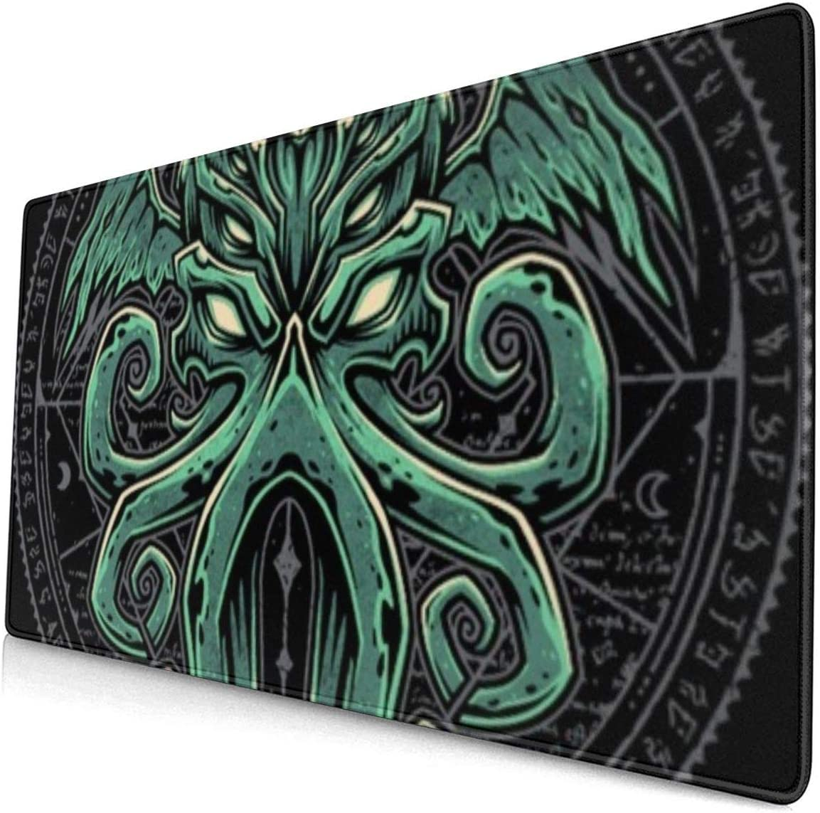 Rectangular Mouse Pad Great Cthulhu Non-Slip Rubber Gaming Mouse Pad Gaming Mouse Pad
