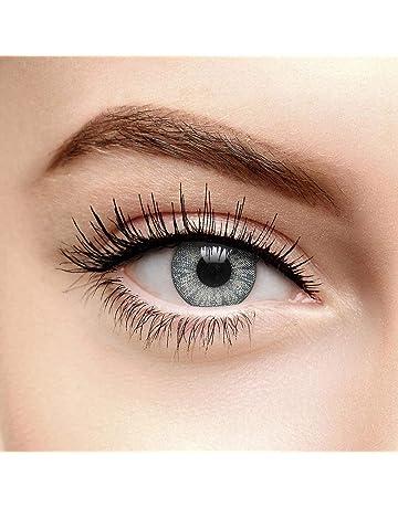 5dc02df2fb ... Lentes de Contacto Cosplay Ojos Maquillaje. 27 · Chromaview Lentillas  de Color Gris Tormenta (90 Días) - Sin Graduación