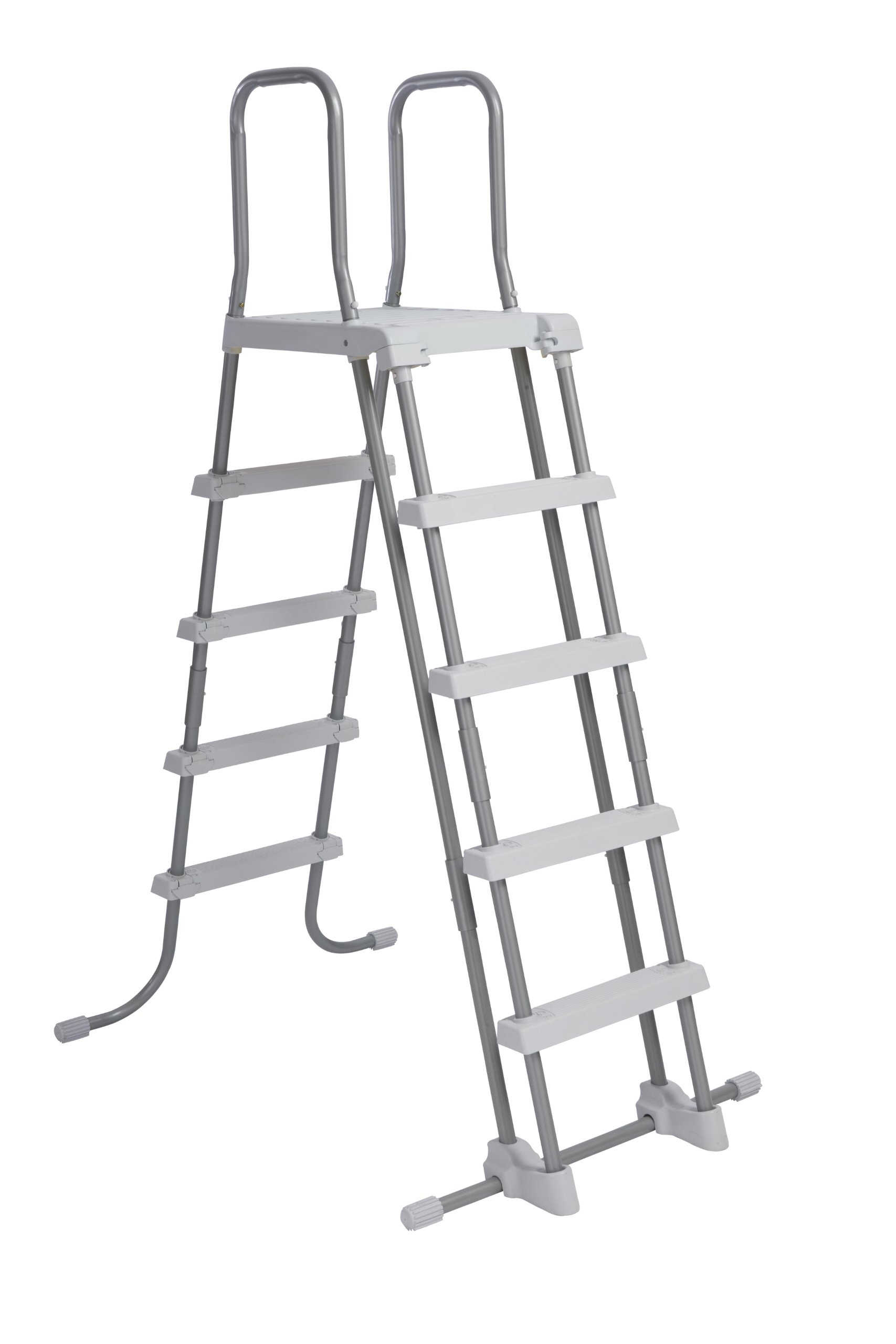 Intex Deluxe Pool Ladder With Removable Steps For 48-Inch And 52-Inch Wall He.. 2