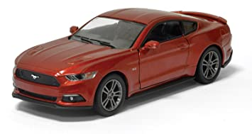 Kinsmart 138 Scale Model 2015 Ford Mustang Gt Toy Car Multi Color