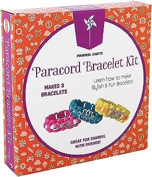 Amazon.com: Juego de pulseras de paracaídas para hacer ...