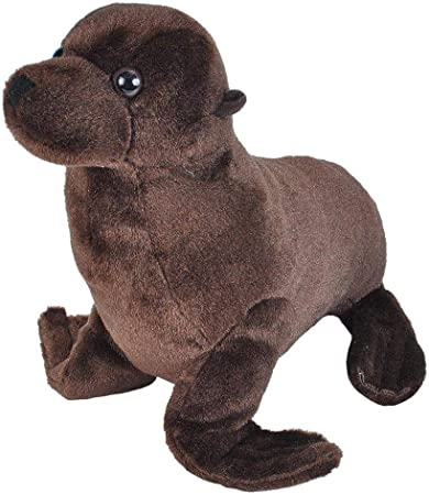 Wild Republic Musk Ox Plush Gifts for Kids Cuddlekins 12 Inches 19359 Plush Toy Stuffed Animal