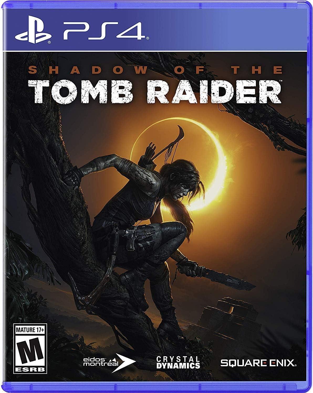 Amazon.com: Shadow of the Tomb Raider - PlayStation 4 ...