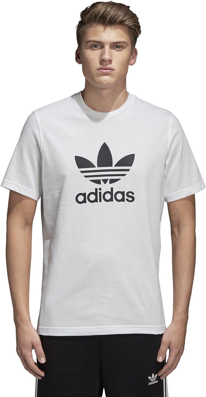 adidas Originals Herren Trefoil Tee T-Shirt: ADIDAS: Amazon.de: Bekleidung - Adidas T-Shirt