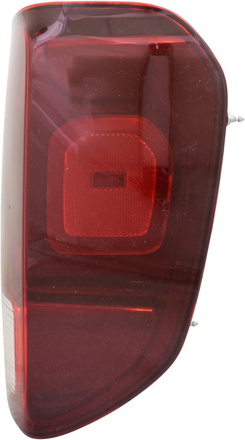 TYC 11-6937-00 Tail Lamp